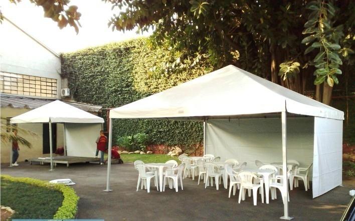 Aluguel de Cobertura de Lona Serviços em Itaquera - Tendas e Coberturas para Eventos