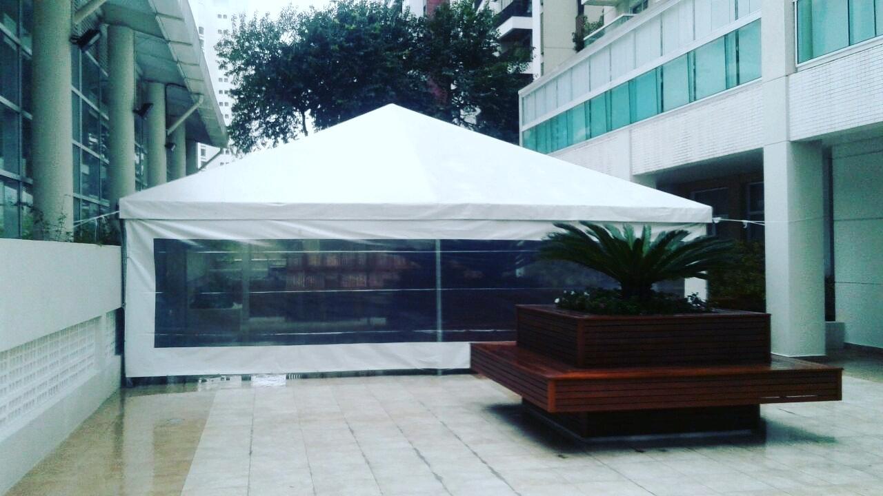 Aluguel de Cobertura para Eventos na Granja Viana - Empresas de Coberturas em Sp