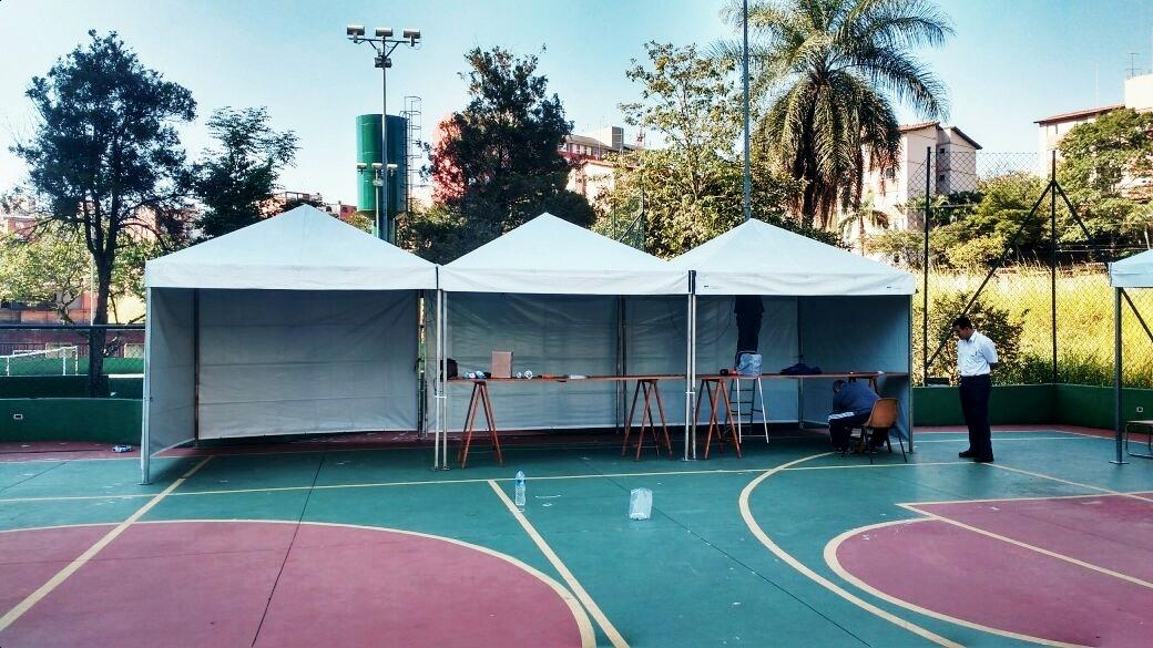 Aluguel de Coberturas para Eventos no Parque São George - Empresa de Coberturas Metálicas