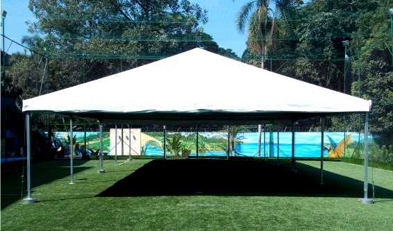 Aluguel de Tenda Piramidal Serviços na Saúde - Aluguel de Tenda Piramidal