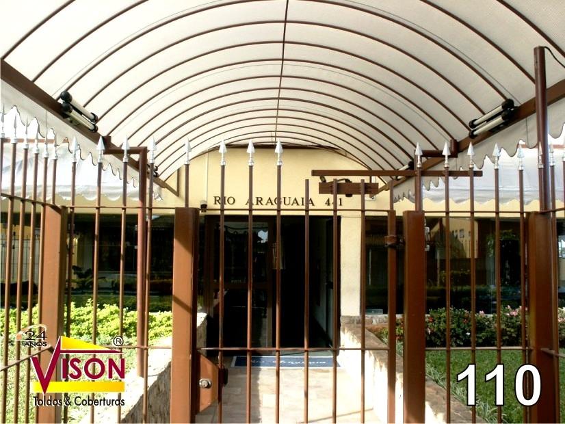 Coberturas Residenciais em Moema - Coberturas e Toldos
