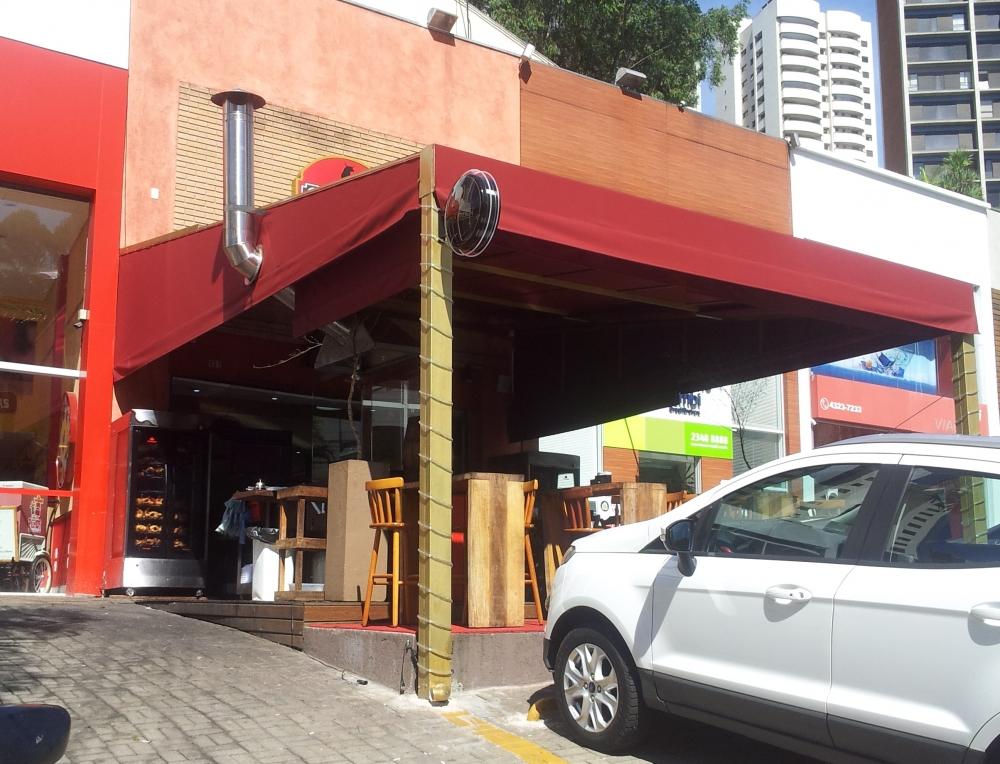 Coberturas Retráteis em Lona no Ibirapuera - Coberturas e Toldos