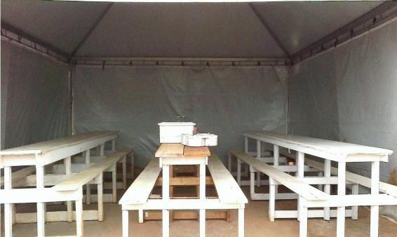 Locação de Coberturas em Sp Serviços na Santana - Locação de Coberturas para Festas
