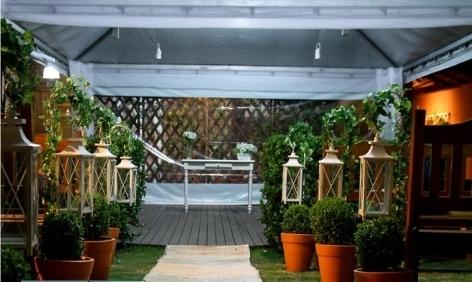 Locação de Coberturas para Casamentos na Vila Barros - Locação de Coberturas para Festas e Eventos