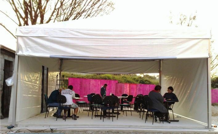 Locação de Coberturas para Eventos Corporativos em Carapicuíba - Locação de Coberturas para Festas