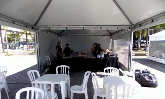 Locação de Coberturas para Festas Serviços no Parque dos Carmargos - Locação de Coberturas para Festas