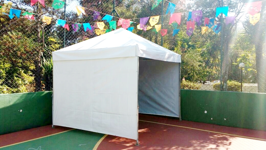 Onde Encontrar Tenda Piramidal para Venda na Barra Funda - Tenda Piramidal para Comprar