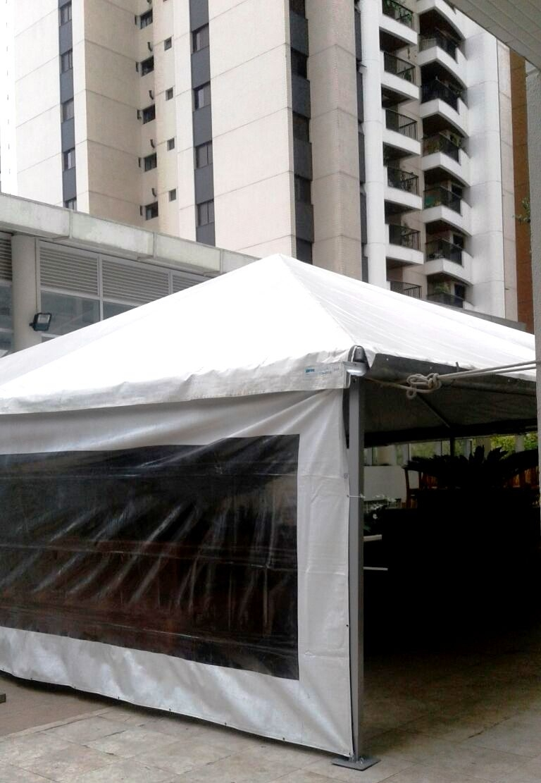 Onde Encontrar Tendas Piramidais com Calha em Guarulhos - Tenda Piramidal para Alugar