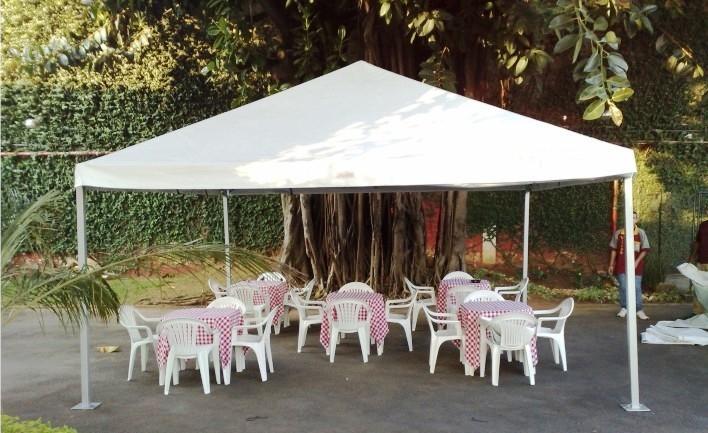 Quanto Custa Aluguel de Cobertura de Lona na Vila Dalila - Locação de Coberturas para Festas e Eventos