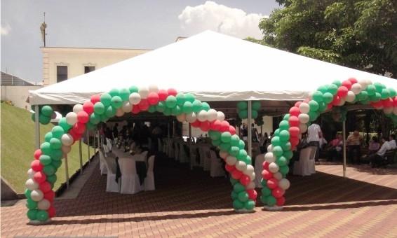 Quanto Custa Locação de Coberturas Decorativas na Vila Fátima - Locação de Coberturas para Festas