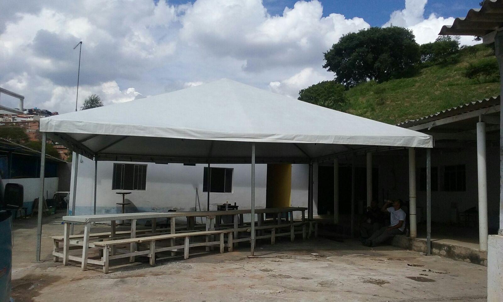 Tenda Piramidal para Comprar Serviços na Gopoúva - Aluguel de Tenda Piramidal