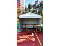 aluguel de coberturas de lona no Rio Pequeno