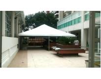 aluguel de tenda para eventos serviços na Vila Maria