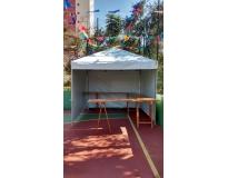 aluguel de tendas para festas na Bosque Maia