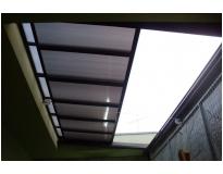 cobertura retrátil de alumínio serviços na Vila Romana