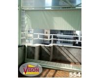 cortina rolo motorizada serviços na São Roque