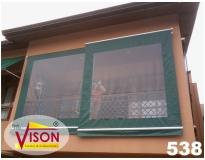 cortina rolo serviços no Recanto Verde