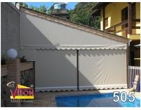 cortinas rolo de lona na Vila Rio de Janeiro