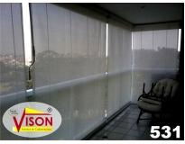 cortinas rolo em Santo André