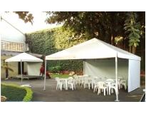 empresa de aluguel de tendas serviços em Artur Alvim