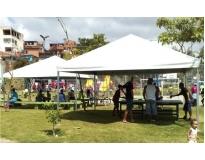 empresa de locação de tendas em Brasilândia