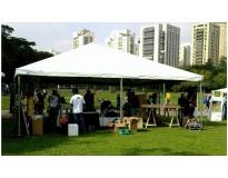 locação de cobertura para eventos corporativos no Parque dos carmargos