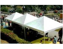 locação de coberturas e tendas no Jardins