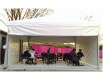 locação de coberturas para eventos corporativos na Lavras