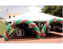 locação de tenda para festas na Freguesia do Ó