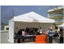 locação de tendas para festas serviços no Brooklin