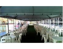 locação de tendas para festas na Vila Leopoldina