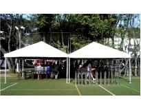 onde encontrar aluguel de tendas em são paulo no Jardim dos Camargos