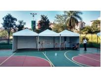 onde encontrar aluguel de tendas para festas na Vila Guilherme