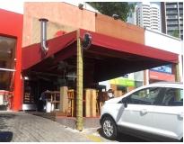 onde encontrar cobertura retrátil de lona em Cachoeirinha