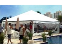 onde encontrar serviço de aluguel de tendas na Vila Gustavo