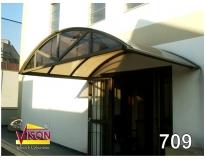 onde encontrar toldos de policarbonato para janelas na Vila Augusta