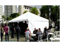 quanto custa alugar tenda para eventos no Pacaembu