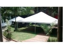 quanto custa aluguel de tendas em são paulo em Santana de Parnaíba