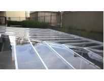 quanto custa instalação de cobertura em policarbonato no Campo Belo