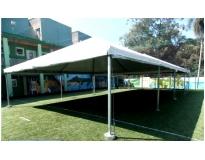 quanto custa locação de coberturas e tendas na Paraventi