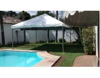 quanto custa tenda piramidal em sp na Vila Buarque