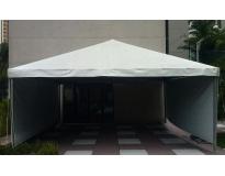 quanto custa tenda piramidal para comprar na Luz