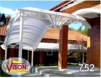 quanto custa toldos de policarbonato para residências na Vila Anastácio