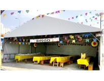 serviço de aluguel de tendas em Jaçanã