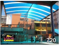 serviços de empresa de cobertura de garagem em Higienópolis