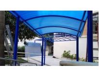 serviços de empresa de cobertura de policarbonato no Jardim São Luiz