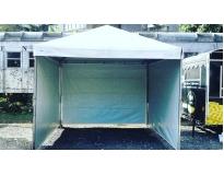 tenda piramidal cristal serviços em Itapevi