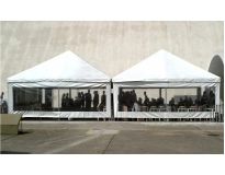 tenda piramidal fechada serviços no Bixiga