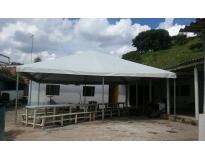 tenda piramidal para comprar serviços no Jardim Leonor