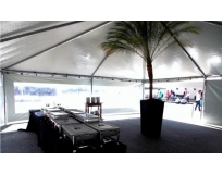 tendas e coberturas para eventos serviços na Vila Mariana